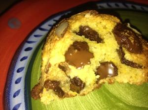 Almond Flour Orange Chocolate Scones 2012-12-20 013