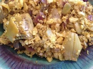 cauliflower rice 2013-01-10 002